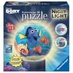 Ravensburger-12181 3D Puzzle mit LED - Dory