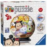 Ravensburger-12188 3D Puzzle - Disney Tsum Tsum