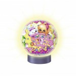 Ravensburger-12194 3D Puzzle - Nachtlicht - Shopkins