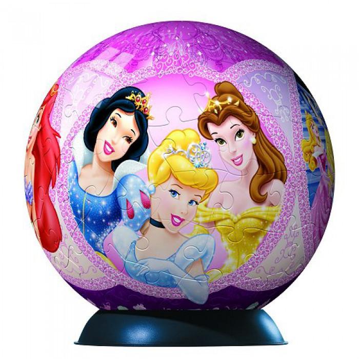 108 Teile Puzzleball - Disney Prinzessinnen