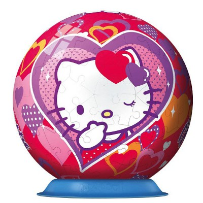 Puzzle Ravensburger-12213 Hello Kitty