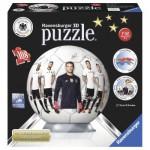 Ravensburger-12233 3D Puzzle - Die Nationalmannschaft