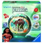 Ravensburger-12266 3D Puzzle - Vaiana