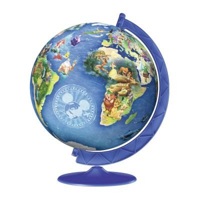 Puzzle Ravensburger-12333 Disney Globus
