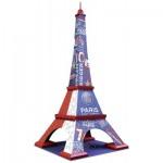 Ravensburger-12560 3D Puzzle - PSG Eiffelturm