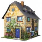 Ravensburger-12585 3D Puzzle -  Englisches Landhaus