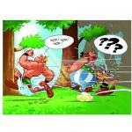 Puzzle  Ravensburger-12791 Asterix und Obelix: Bei den Olympischen Spielen