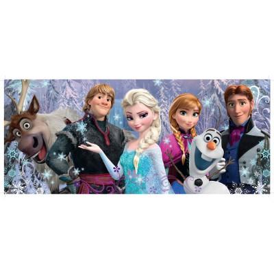 Puzzle Ravensburger-12801 Disney Frozen: Arendelle im ewigen Eis