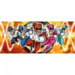 Puzzle  Ravensburger-12822 Die Power Rangers