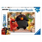 Puzzle  Ravensburger-12830 XXL Teile - Angry Birds