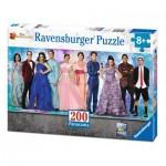 Puzzle  Ravensburger-12831 XXL Teile - Disney Descendants - Die Nachkommen