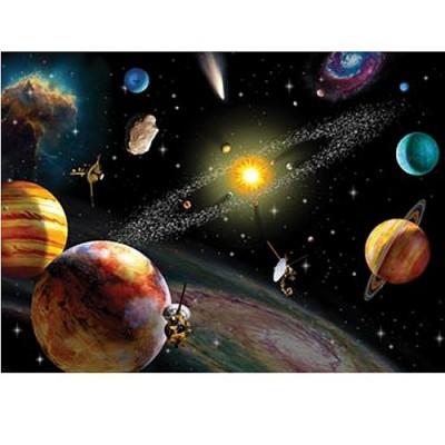 Puzzle Ravensburger-13043 Sonnensystem