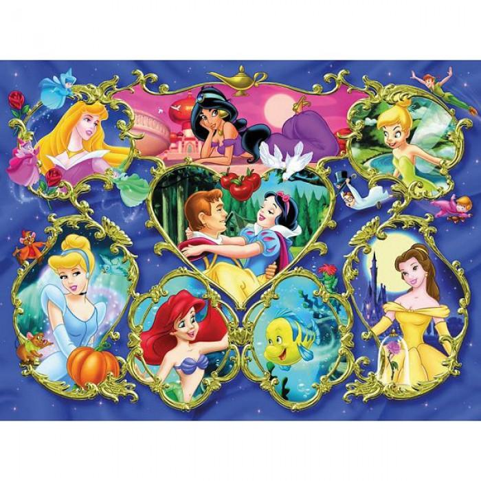 Galerie der Disney Prinzessinnen