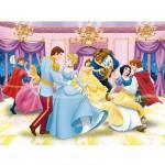 Puzzle  Ravensburger-13127 Disney: Der Tanz der Prinzessinnen