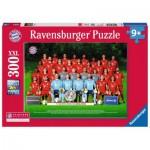Puzzle  Ravensburger-13184 FC Bayern München Saison 2015/2016