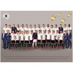 Puzzle  Ravensburger-13210 XXL Teile - Die Nationalmannschaft