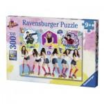 Puzzle  Ravensburger-13221 XXL Teile - Soy Luna
