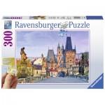 Puzzle  Ravensburger-13644 XXL Teile - Schönes Prag
