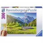 Puzzle  Ravensburger-13646 XXL Teile - Bergwiese