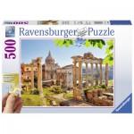 Puzzle  Ravensburger-13648 XXL Teile - Römische Ruinen, Italien