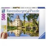 Puzzle  Ravensburger-13650 XXL Teile - Chateau de l'Islette, Frankreich