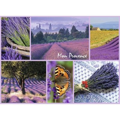 Puzzle Ravensburger-13657 XXL Teile - Ma Provence