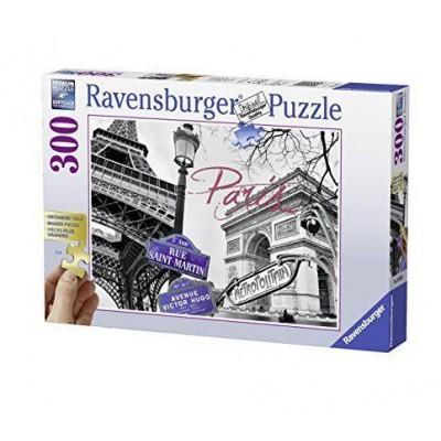 Puzzle Ravensburger-13658 XXL Teile - Paris