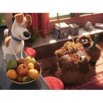 Puzzle  Ravensburger-13674 Secret Life of Pets