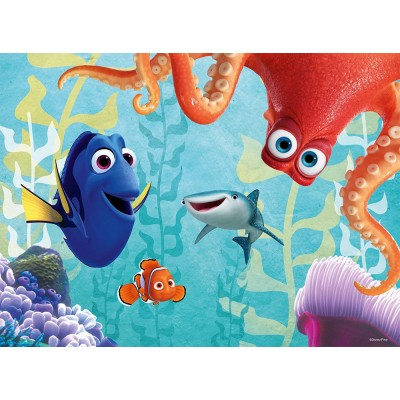 Puzzle Ravensburger-13675 Star Line - Finding Dory