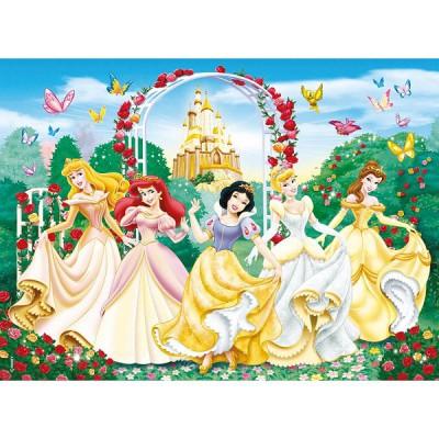 Puzzle Ravensburger-13926 Funkelnde Prinzessinnen