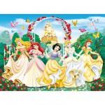 Puzzle  Ravensburger-13926 Glitzernde Prinzessinnen