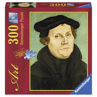Puzzle Ravensburger-13954 Martin Luther Portrait