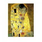 Puzzle  Ravensburger-14003 Klimt: Der Kuss