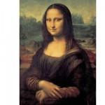 Puzzle  Ravensburger-14005 Leonardo da Vinci: Mona Lisa
