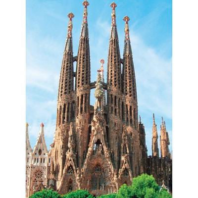 Puzzle Ravensburger-14044 La Sagrada Familia