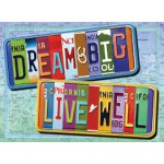 Puzzle  Ravensburger-14213 A License to Life