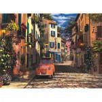 Puzzle  Ravensburger-14253 Im Herzen Südfrankreichs