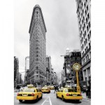 Puzzle  Ravensburger-14487 Flat Iron New York City