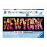 Puzzle  Ravensburger-14650 New York Graffiti