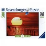 Puzzle  Ravensburger-14663 Nature Edition N°1: Magischer Sonnenuntergang