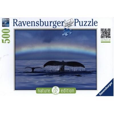 Puzzle Ravensburger-14664 Nature Edition N° 2: Friedlicher Augenblick