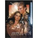 Puzzle  Ravensburger-14666 Star Wars: Angriff der Klonkrieger