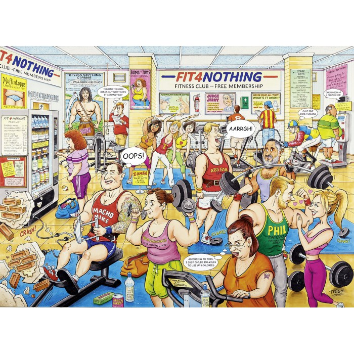 Best of British - Fit 4 Nothing Gym