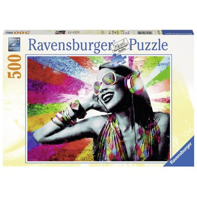 Puzzle Ravensburger-14712 Musik im Ohr