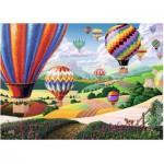 Puzzle  Ravensburger-14871 XXL Teile - Brilliant Balloons
