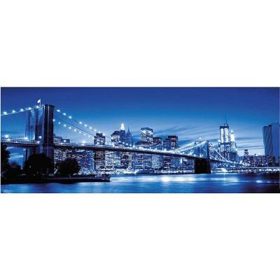 Puzzle Ravensburger-15050 Leuchtendes New York