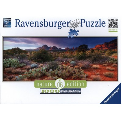 Puzzle Ravensburger-15069 Nature Edition N°6: Zauberhafte Wüste