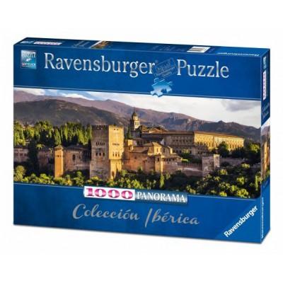Puzzle Ravensburger-15073 La Alhambra, Granada