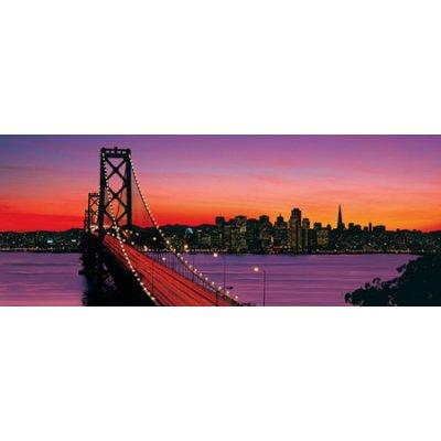 Puzzle Ravensburger-15104 Oakland Bay Bridge