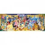 Puzzle  Ravensburger-15109 Disney: Gruppenfoto